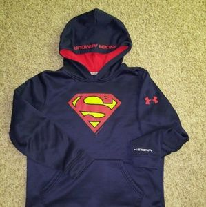 Under Armour Kids Hoodie Size Large